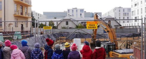 Budowa nowego przedszkola ruszyła!